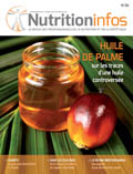 Nutritions infos couverture